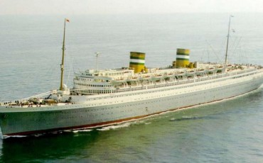 Heimwee naar een 'echt' cruiseschip' deel 3