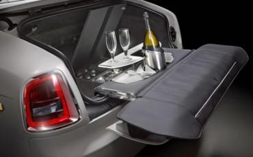 Rolls Royce, champagne